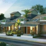 The Palm County – Economy Villa